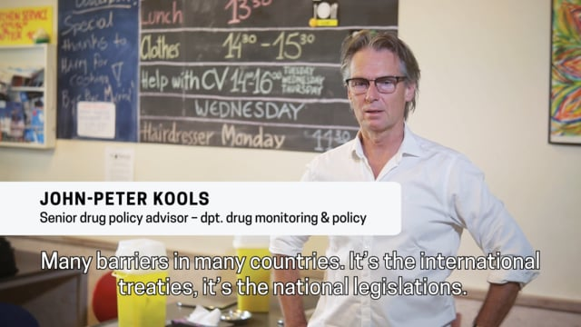 Successes & Challenges: 20 years of Drug Consumption Rooms in The Netherlands